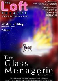Loft Theatre: The Glass Menagerie (2000)